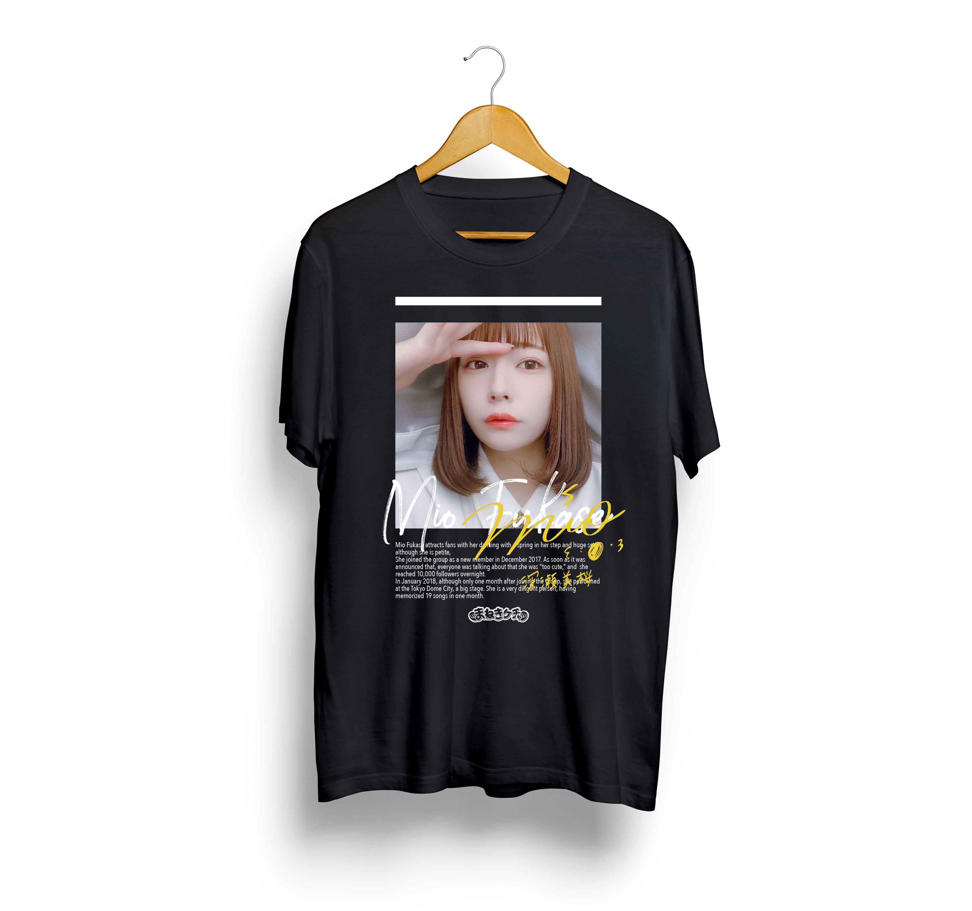 限定お家写メTシャツ